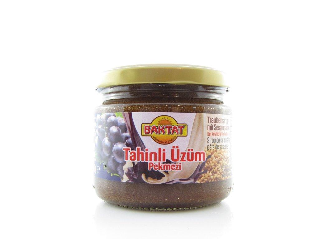 Tahini - sezamová pasta s hrozny - Baktat 320g