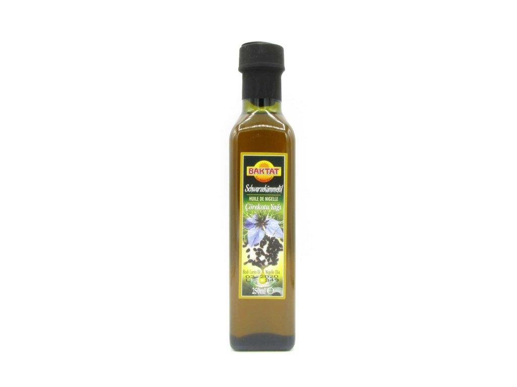 Olej z černého kmínu - Baktat 250ml