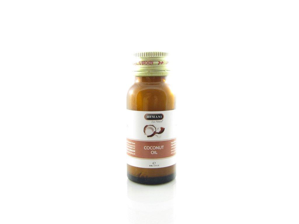 Kokosový olej - Hemani 30ml