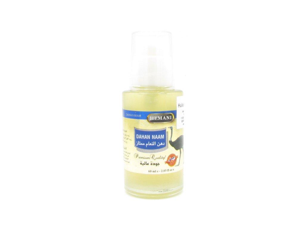 Masážní gel 5 olejů - Hemani 60ml