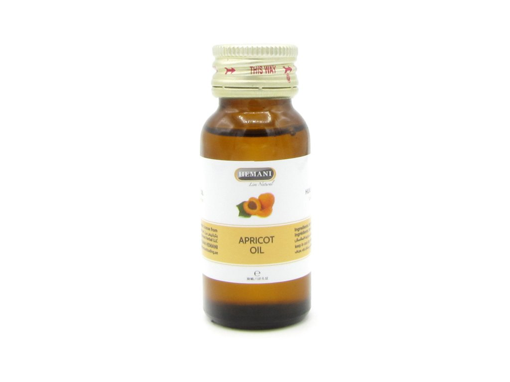 Meruňkový olej - Hemani 30ml
