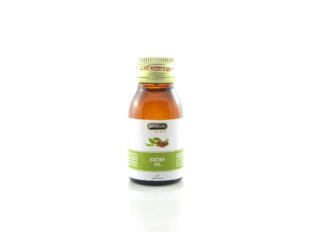 Jojobový olej - Hemani 30ml