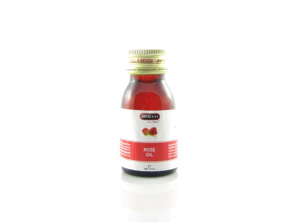 Růžový olej - Hemani 30ml