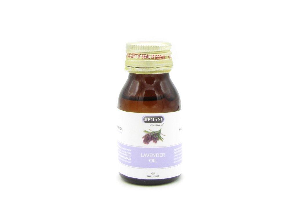 Levandulový olej - Hemani 30ml