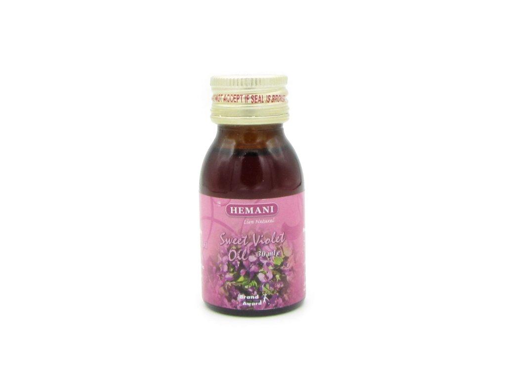 Olej ze sladkých fialek - Hemani 30ml