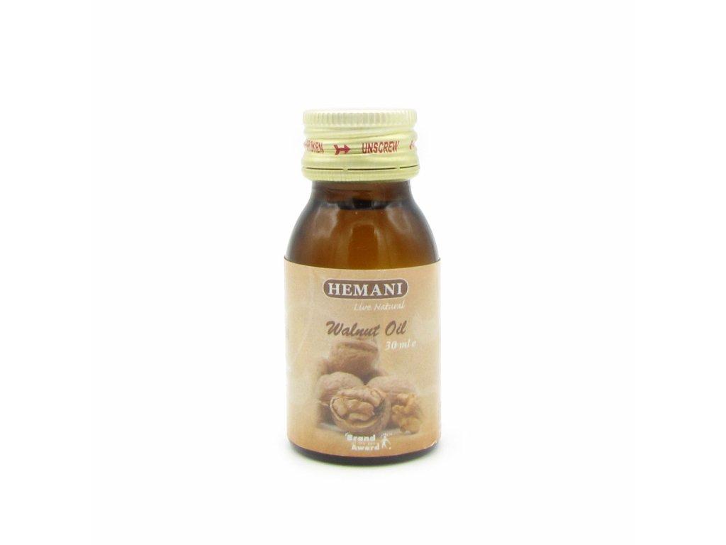 Olej z vlašských ořechů - Hemani 30ml