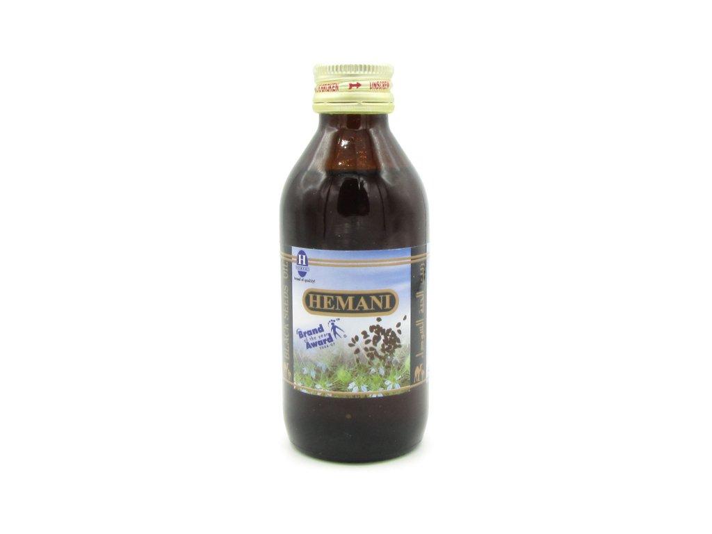 Olej z černého kmínu - Hemani 125ml