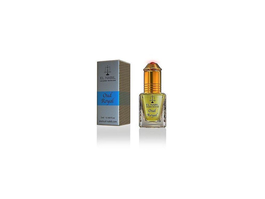 Orientální arabský parfém - Oud Royal - El Nabil 5ml
