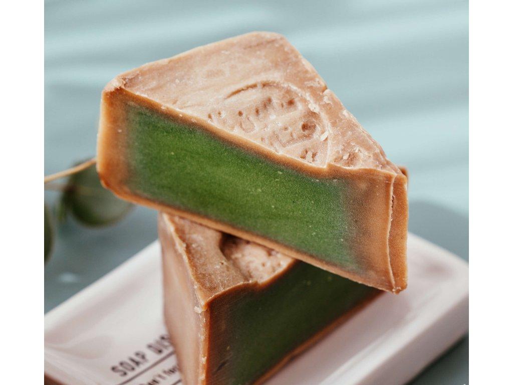 Mýdlo Aleppo 12% - Saryane 200g