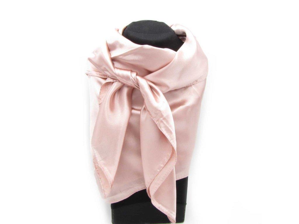 Šátek Hijab - Pembe