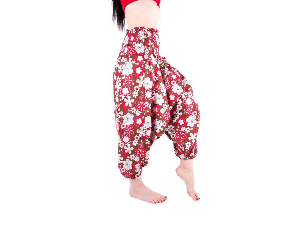 Turecké kalhoty - Aladinky - Halime