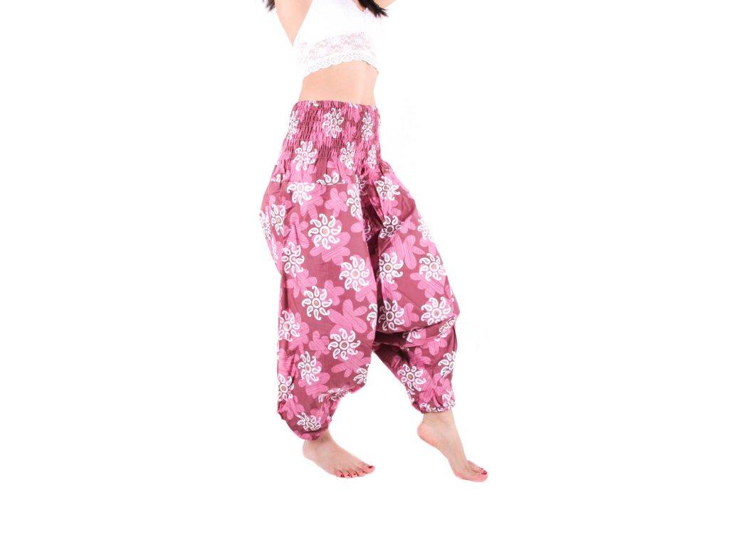 Turecké kalhoty - Aladinky - Irmak