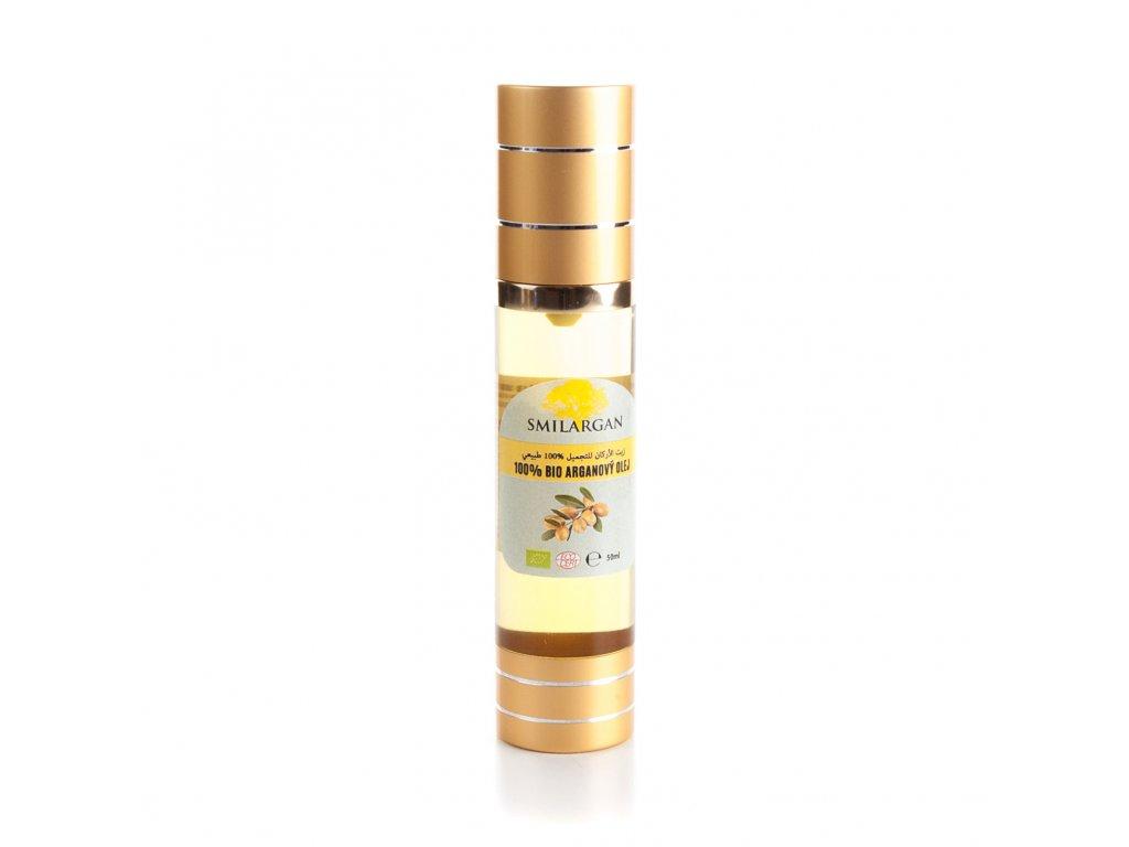 Smilargan BIO Arganový olej kosmetický 50ml