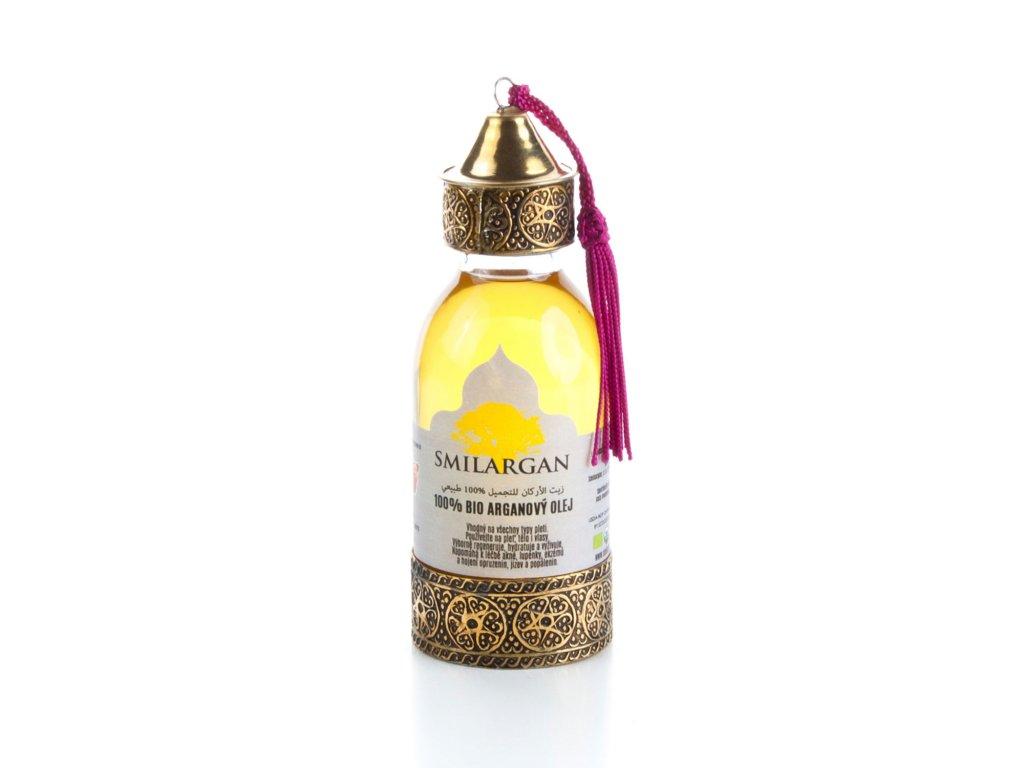 Smilargan BIO Arganový olej kosmetický 125ml - orientální lahvička
