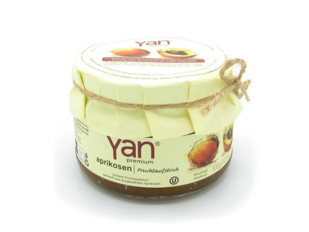 Marmeláda - meruňky - Yan 300g