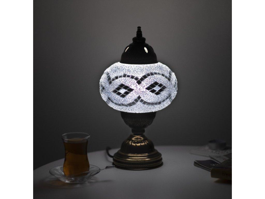 lampa stolni beyaz 01