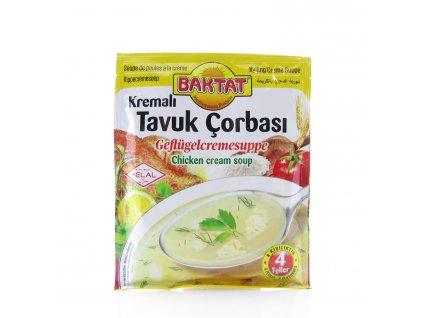 Polévka kuřecí - krémová - Baktat 65g