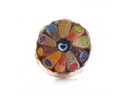 Turecké koření - Orientální výběr Bekiraga 10ks + Alláhovo oko