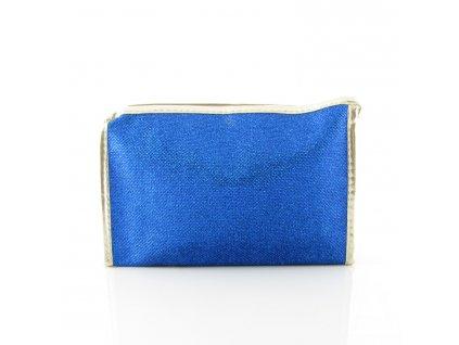 Kosmetická taška - modrá