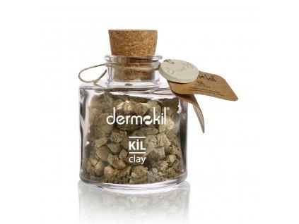 100% Přírodní zelený jíl - Dermokil 250g