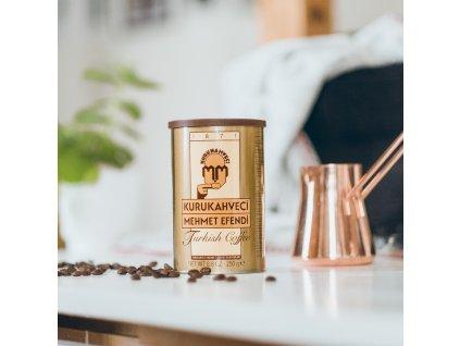 Turecká káva - Mehmet Efendi 500g