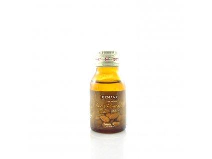 Olej ze sladkých mandlí - Hemani 30ml