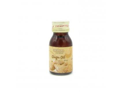 Zázvorový olej - Hemani 30ml