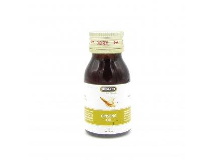 Ženšenový olej - Hemani 30ml