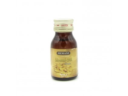 Lněný olej - Hemani 30ml