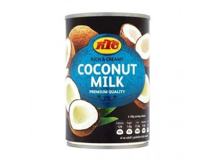 Kokosové mléko - KTC 400ml