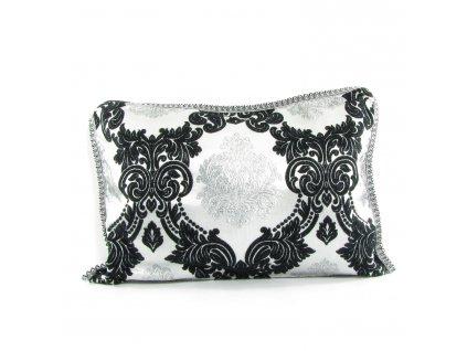Povlak na polštář Fatima - šedý