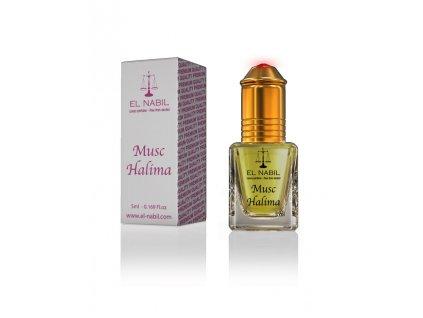 Orientální arabský parfém - Musc Halima - El Nabil 5ml