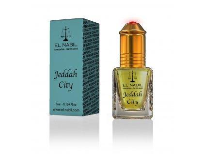 Orientální arabský parfém - Jeddah City - El Nabil 5ml