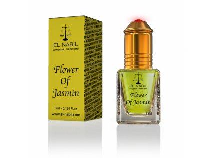 Orientální arabský parfém - Flower of Jasmine - El Nabil 5ml