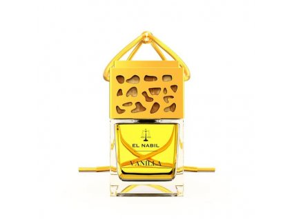 Orientální arabský parfém do auta - Musc Vanilla - El Nabil 6ml