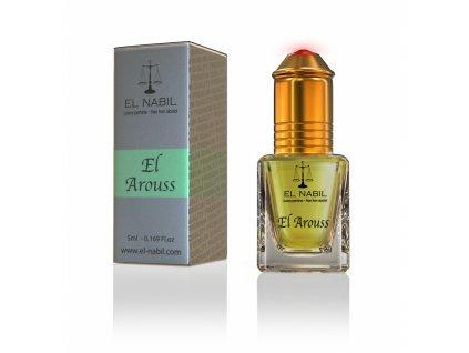 Orientální arabský parfém - El Arouss - El Nabil 5ml