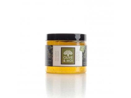 Mýdlo s olivovým olejem na hammam - Saryane 200g