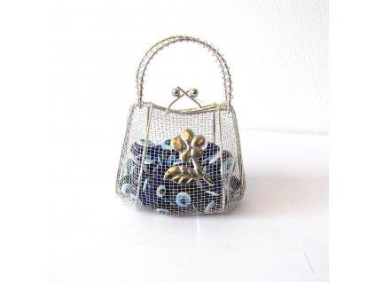 Alláhovo oko - košík s amulety