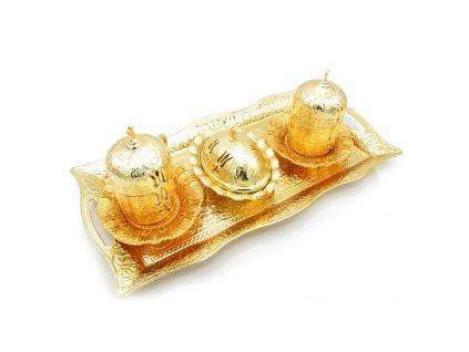 Tradiční turecký set na kávu Altin