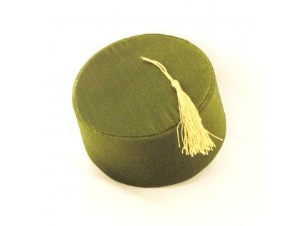 Fes - turecká čepice - zelená