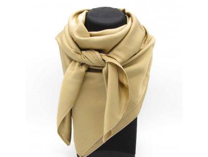 Šátek Hijab - Kahve