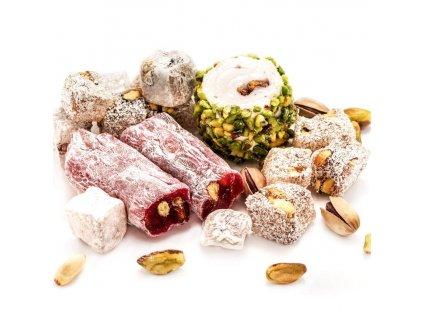 Arabské sladkosti - sáček 5 ks