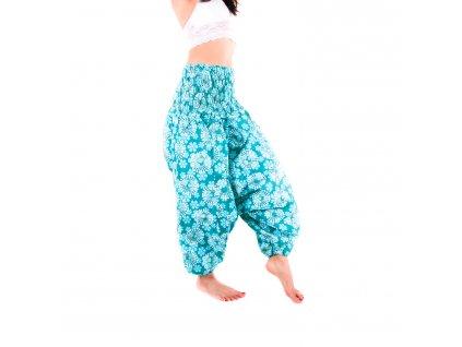Turecké kalhoty - Aladinky - Leyla