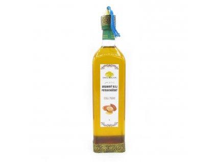 BIO Arganový olej potravinářský 1000ml - orientální lahvička