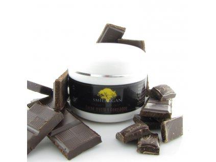 Smilargan Černé mýdlo s čokoládou 200g