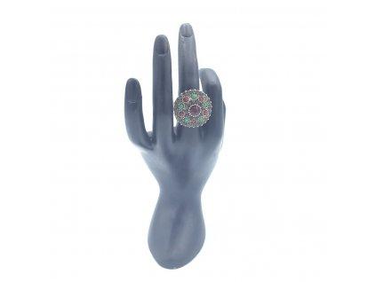 prsten firuze cerven 01